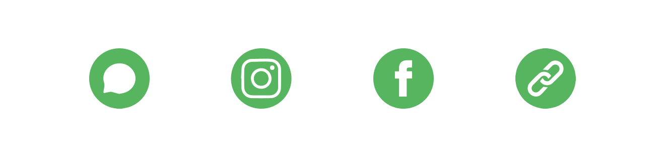 various share icons
