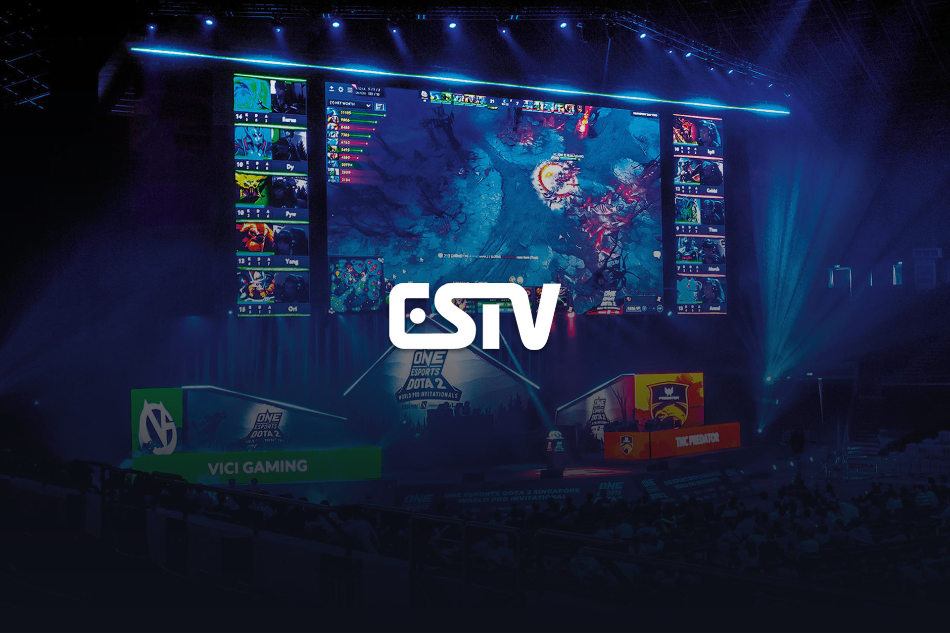 ESTV championship wallpaper