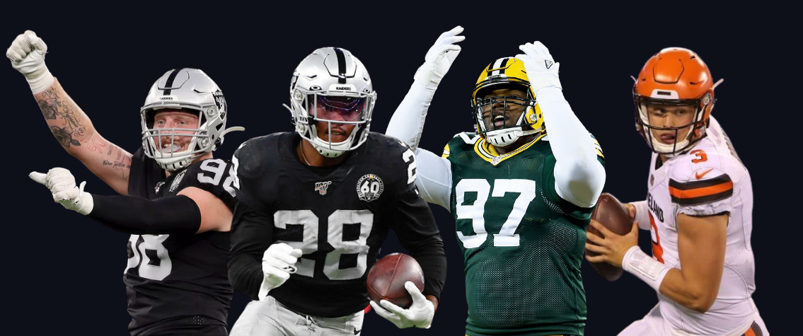 4 Brothers Gaming NFL athletes