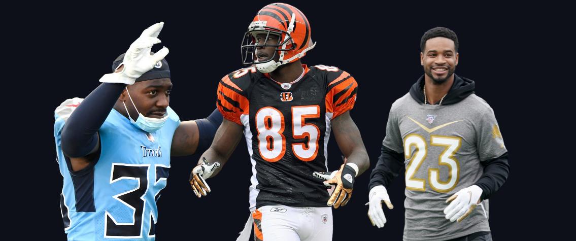 Ochocinco Gaming NFL athletes