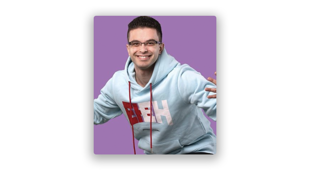 Nick Eh 30 Fortnite pro streamer