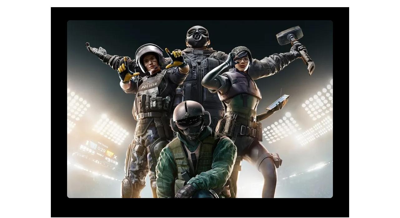 Rainbow Six: Siege character wallpaper