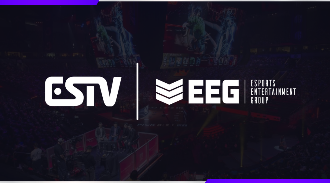 Esports Entertainment Group Signs Exclusive Content Partnership with ESTV EsportsTV
