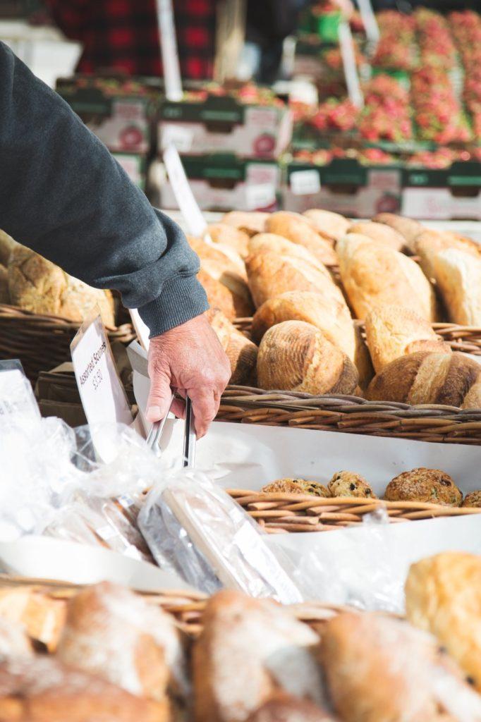 Story Instagram pour boulanger