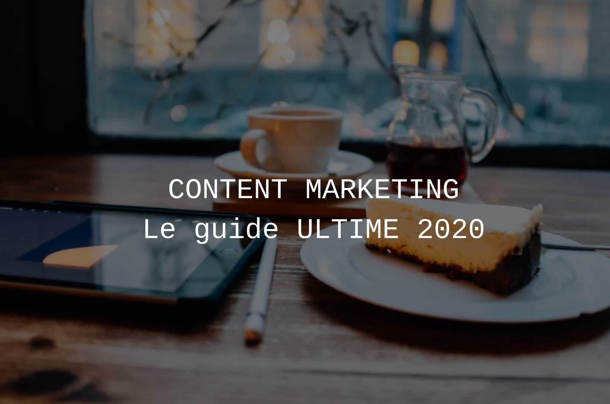 Guide 2021 content marketing