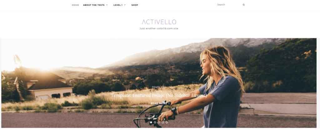 wordpress activello