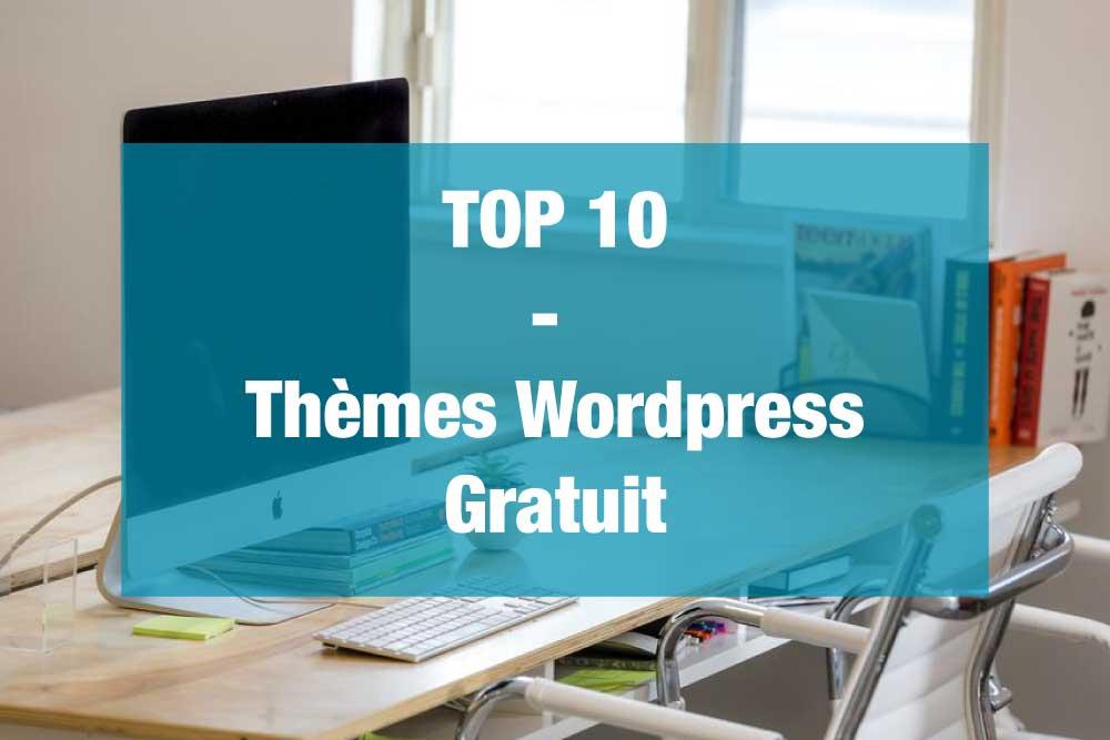 Thème wordpress gratuit 2021