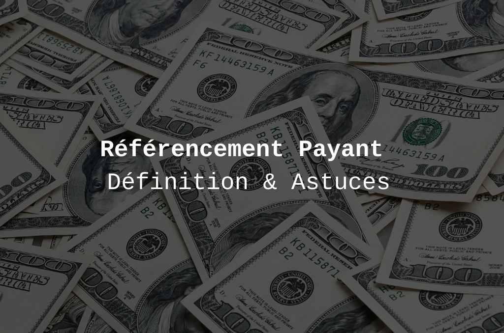 SEA référencement payant