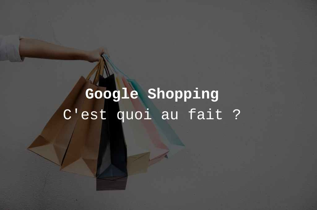 Service shopping de google