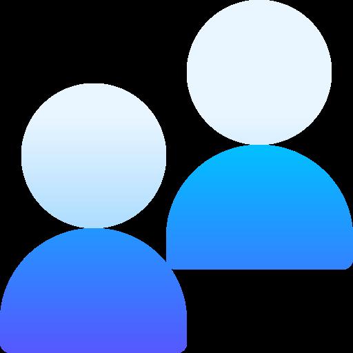 Web design Lancashire user-friendly people icon.