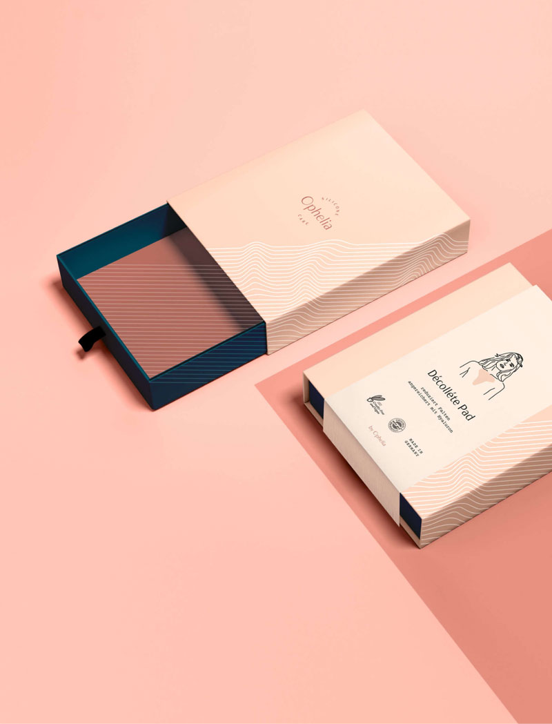 Packaging design by Alexandra Linortner