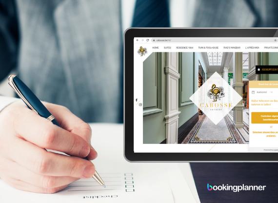 Goede Hotelwebsite Checklist