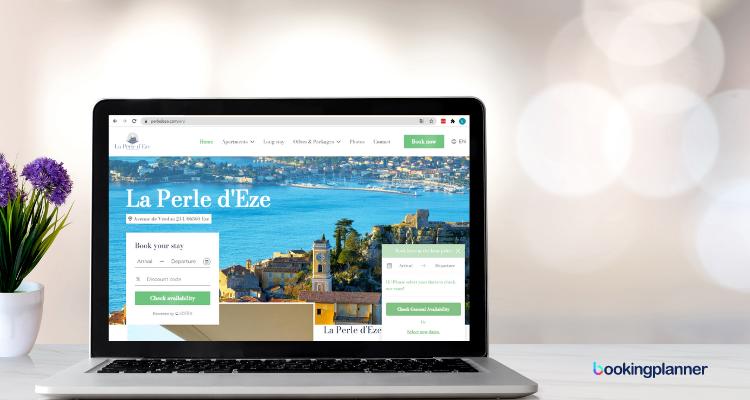 Professionele Hotelwebsite