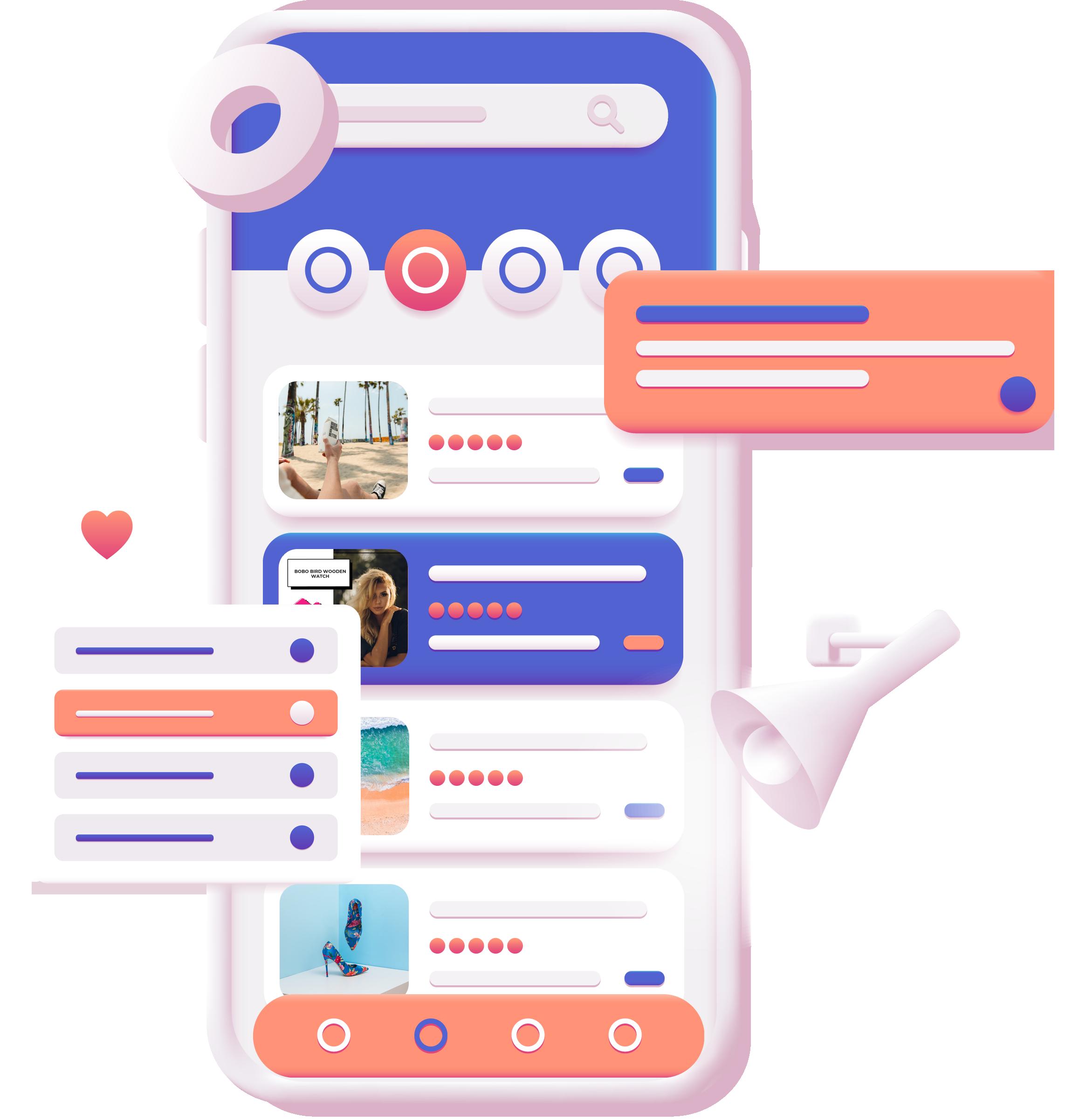 Ocoya Ads Smartphone