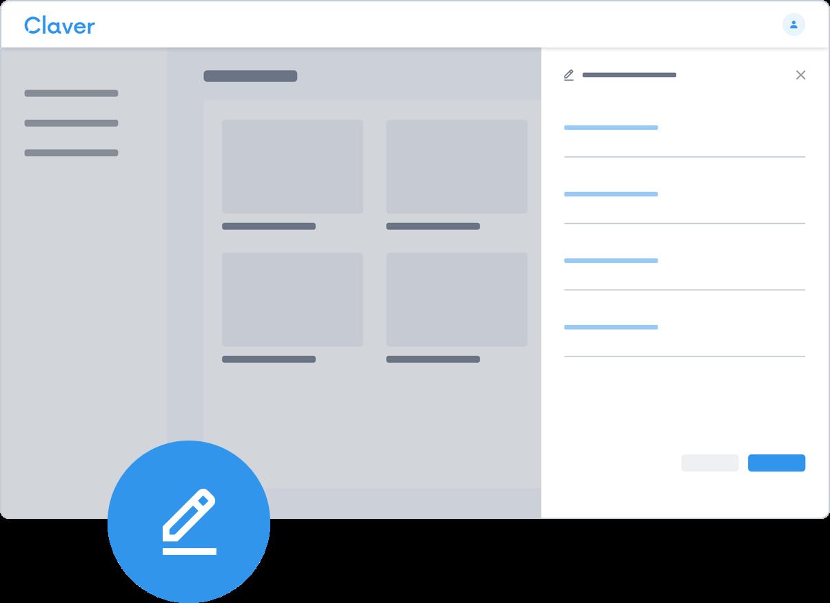 claver-edit-template