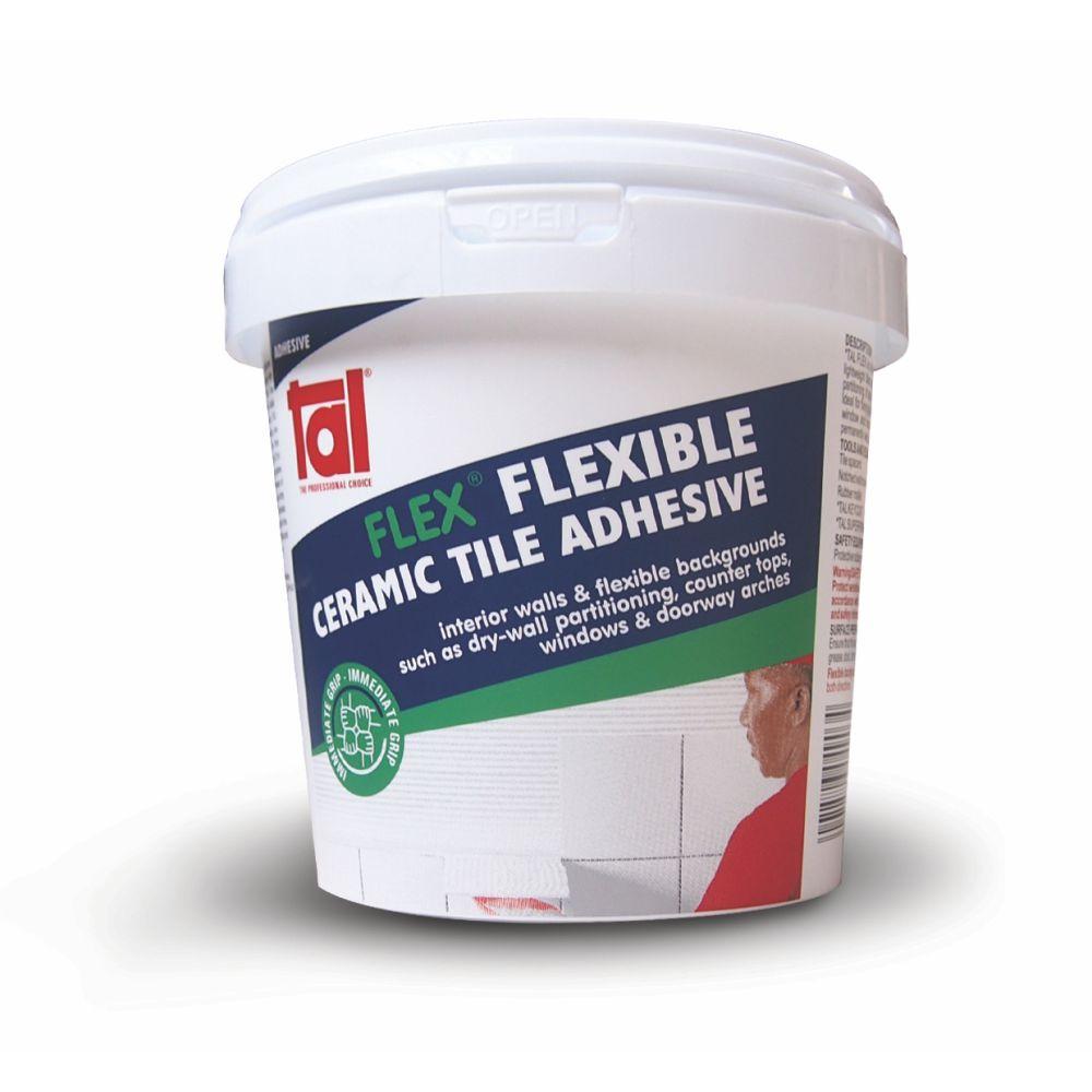 Flex Tile Adhesive 1kg