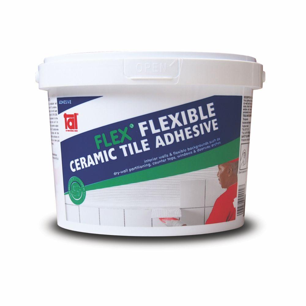 Flex Tile Adhesive 5kg