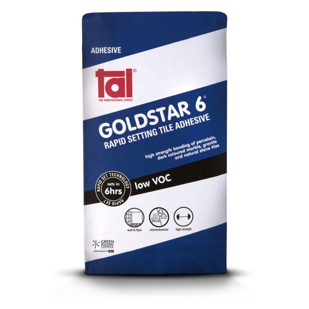 Goldstar 6hr Tile Adhesive