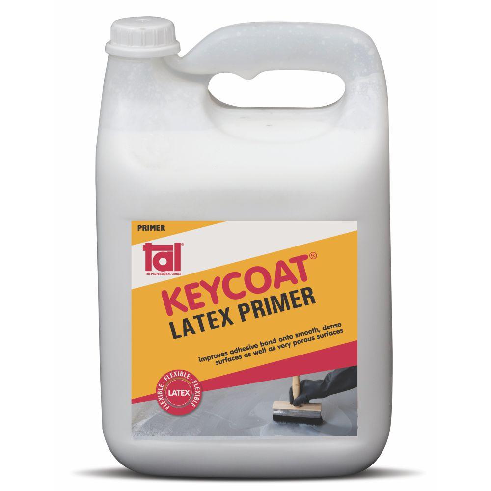 Keycoat Latex Primer 5L