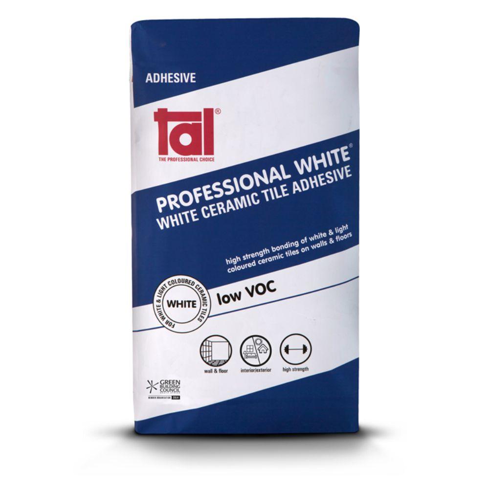 Pro White Tile Adhesive