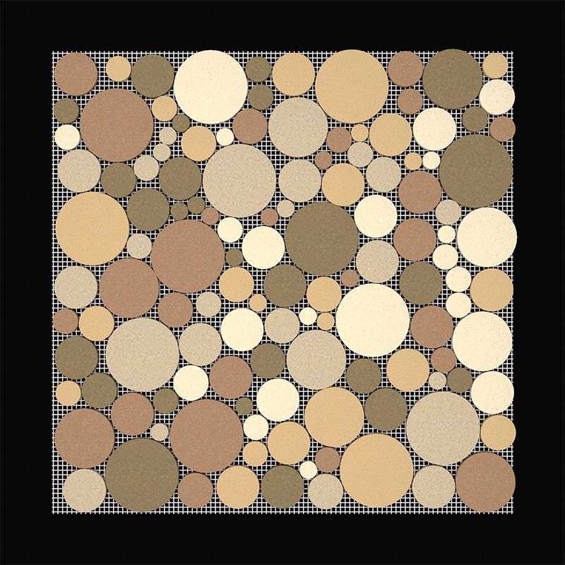 Multi-Colour Round