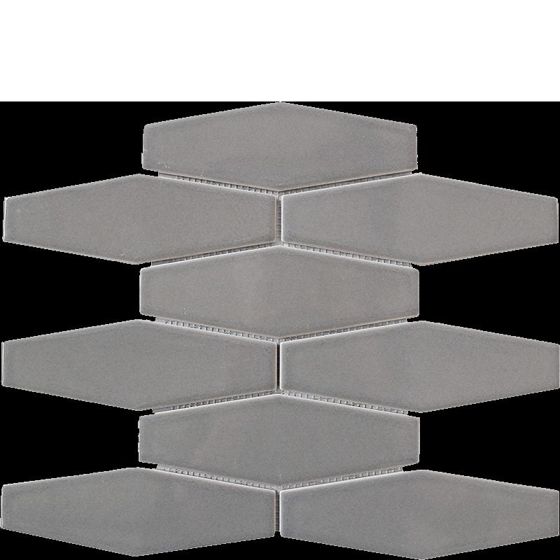 Sienna Long Hexagonal Mosaic