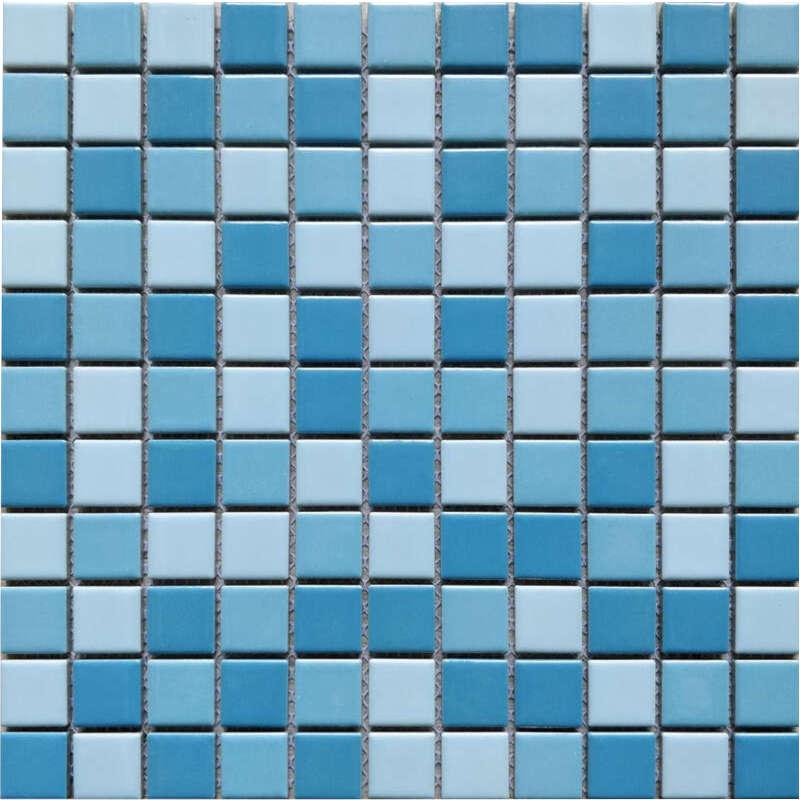 3 Colour Light Blue Blend