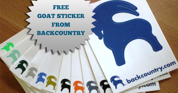 free-goat-sticker-Backcountry_