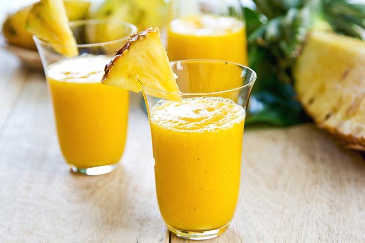 12-Kid-Friendly-Smoothies-Pineapple-Smoothie