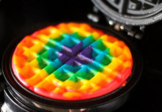 63-Rainbow-Recipes-Waffles