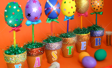 10-Easy-Easter-Crafts-eggs-in-pots