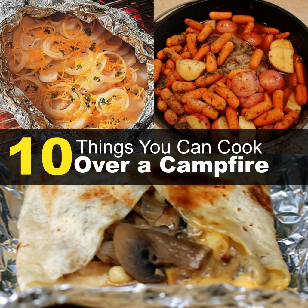10 Things to cook over a campfire