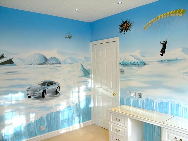10-Frugal-Ways-bedroom-mural-bedroom