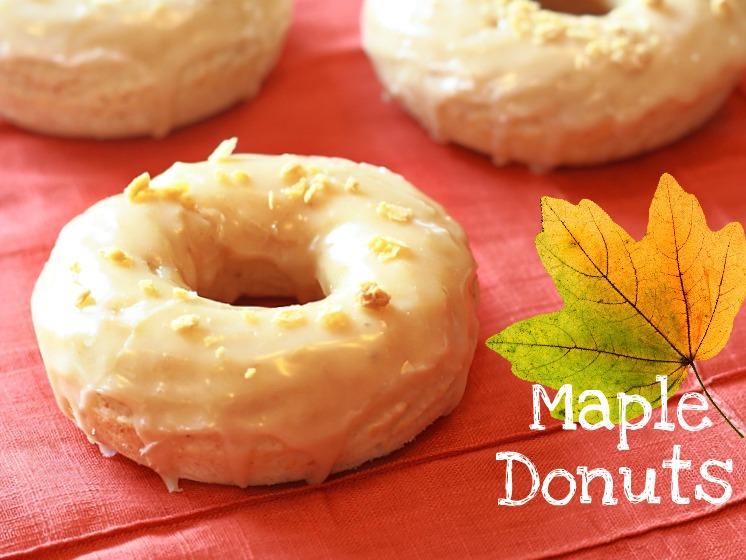 11-Easy-Donut-Recipes-home-maple-glaze