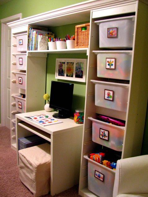 12-Ways-to-Organize-living-room-storage