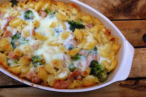 cheesy-ham-broccoli