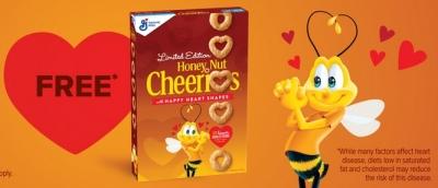 Free Box of General Mills Honey Nut Cheerios Cereal (Rebate)