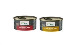 Get Two FREE Cans of Nature's Logic Cat Food!