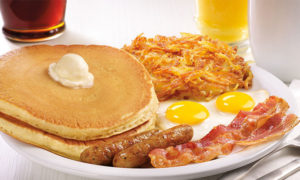 Get a FREE Grand Slam From Denny's!
