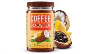 Get a FREE Sample of Coffee Booster Creamer!