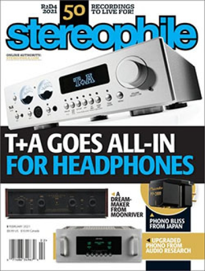 Free Subscription to Stereophile Magazine