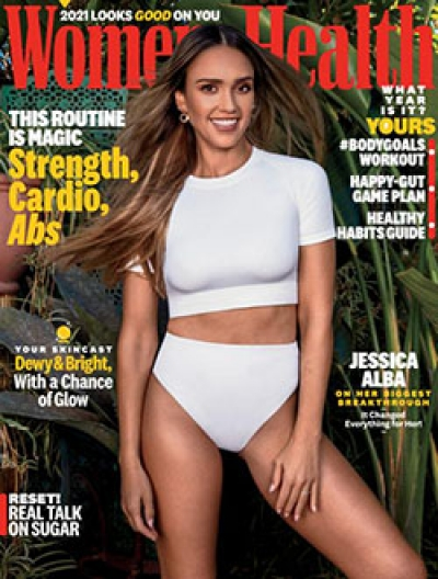 Free 2-year Subscription to Women's Health Magazine