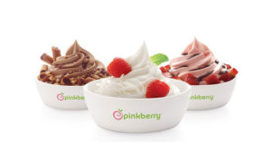 Get a FREE Birthday Yogurt From Pinkberry!