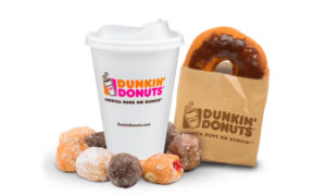 Get a FREE Coffee Every Monday at Dunkin'!