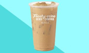 Get a FREE Frosty-cinno From Wendy's!