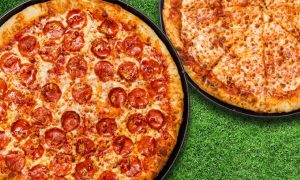 BOGO FREE Pizza From Fastrac Cafe!