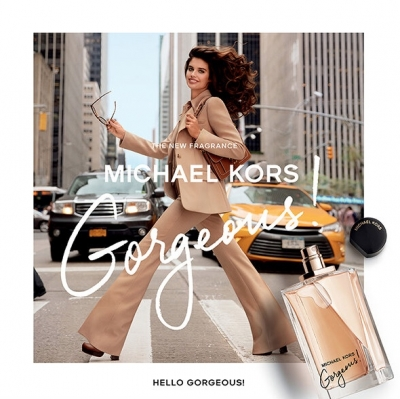 Free Michael Kors Gorgeous Eau De Parfum Sample