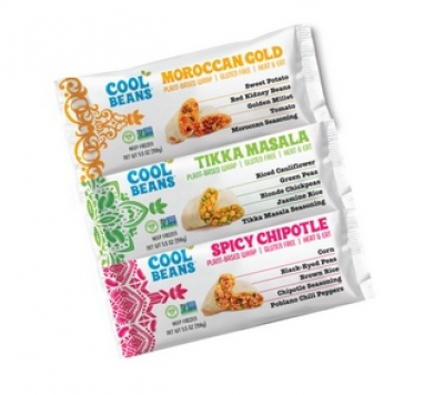 Free Cool Beans Frozen Wraps (Apply)
