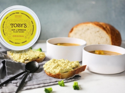 Free Toby's Plant Based Dip and Spread