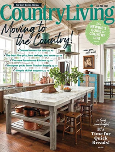 Free 2-year Subscription to Country Living Magazine
